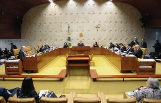 Foto: Carlos Moura/Supremo Tribunal Federal