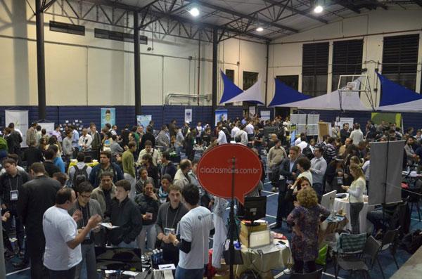 Expo de Startups no Epicentro 2