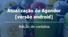 Adicionar contatos no app Android