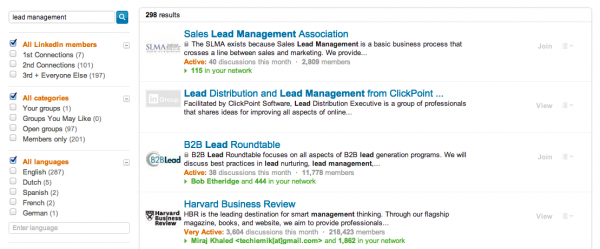 como usar LinkedIn para vender
