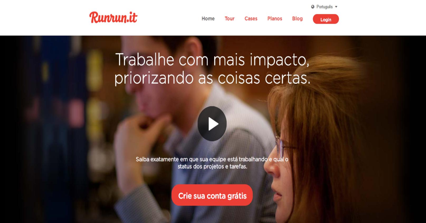 O Runrun.it pode ser um grande aliado na gestão de equipes e tarefas.