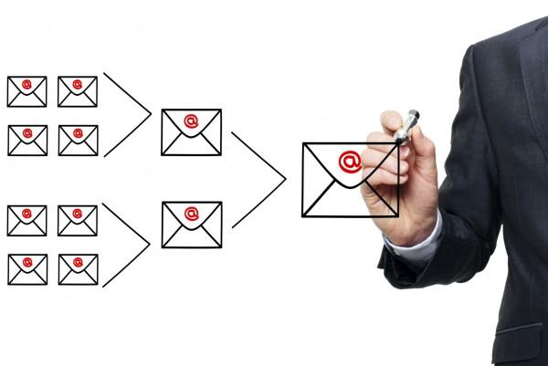 Use os envios de e-mail marketing com moderação.
