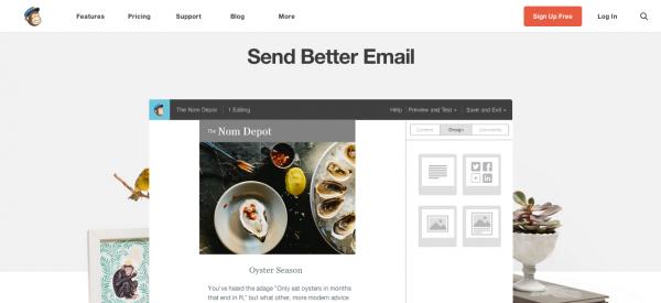 O Mailchimp pode ser um bom começo para uma estratégia de relacionamento por e-mail.