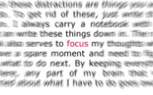 7 práticas úteis para se manter super focado