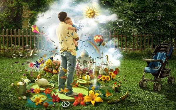 A imaginação é uma arma da empatia.