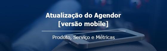 Atribuição de produtos, serviços e métricas no app Agendor