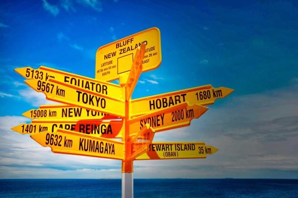 Viajar pelo mundo é a melhor maneira de aprender e expandir a mente.