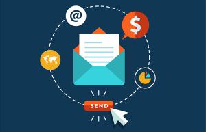 como vender por email