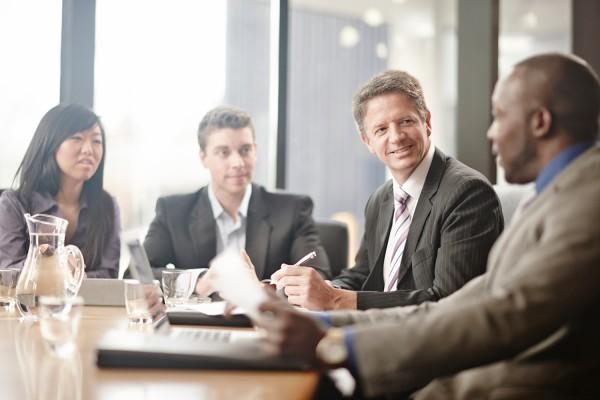 Quanto maior o número de seus encontros de negócios, maior deve ser a sua taxa de fechamento.