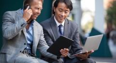 reunião com cliente