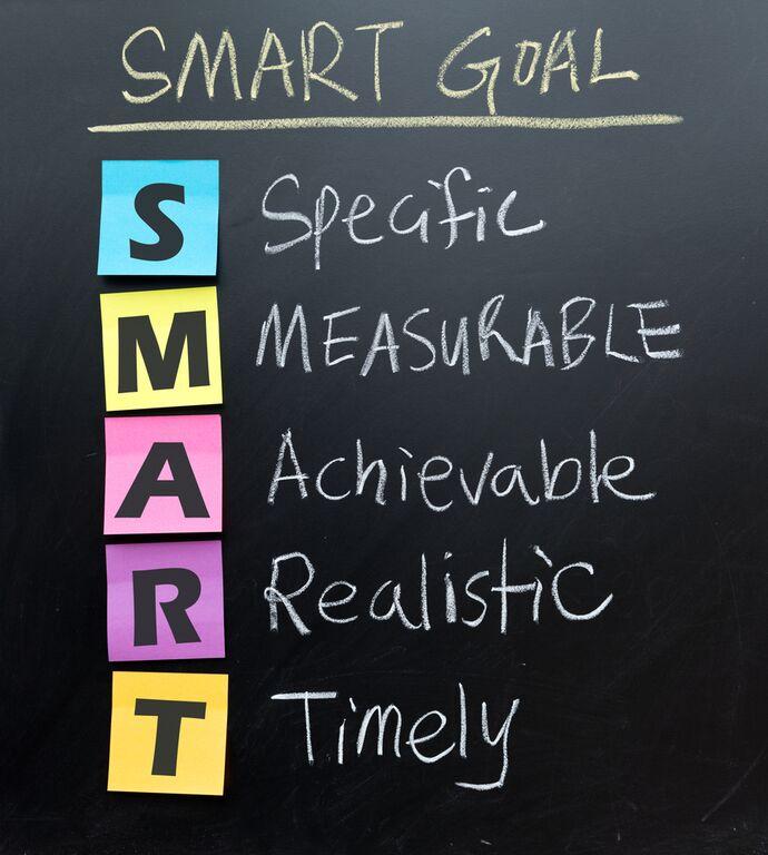 Plano de vendas - Crie objetivos S.M.A.R.T. para seu time de vendas.