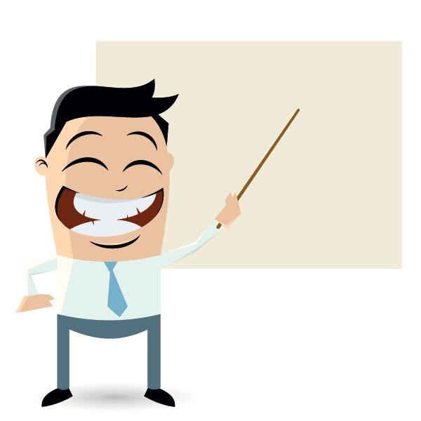 Um bom palestrante pode fazer toda diferença em um treinamento.