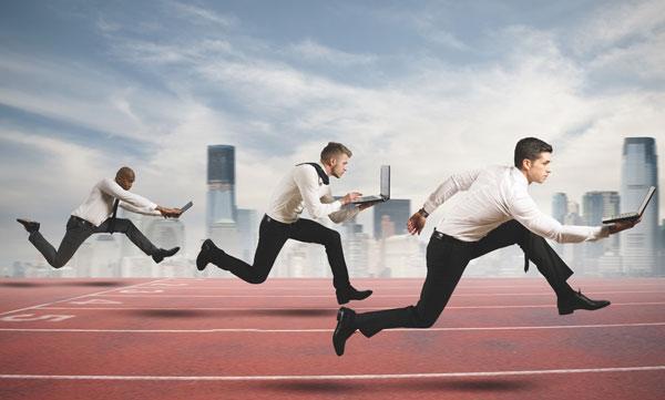 Um bom treinamento motiva sua equipe.