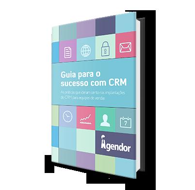 Kit para o sucesso com CRM