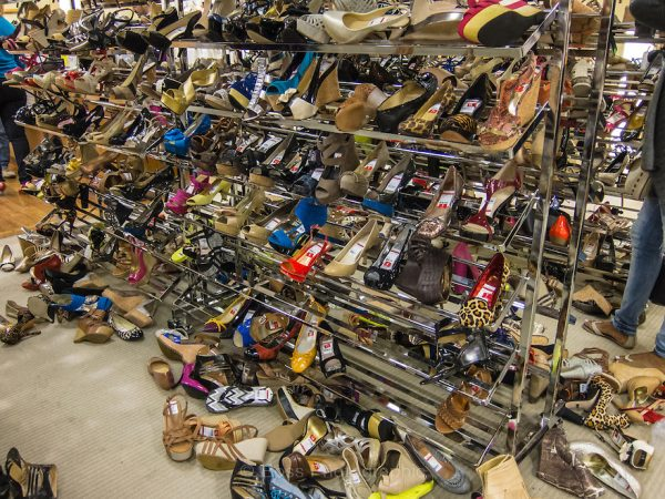 The Garage Shoe Shop