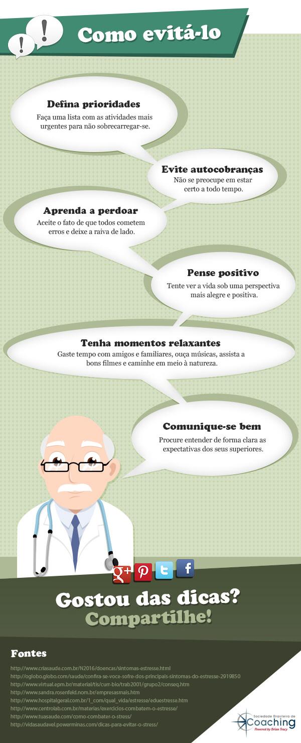 Como combater o estresse