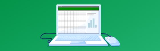 Relatório de vendas em Excel