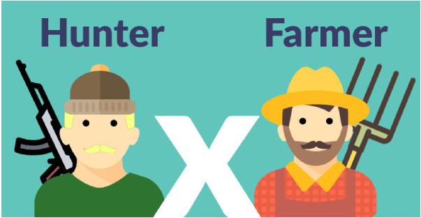 hunter-farmer