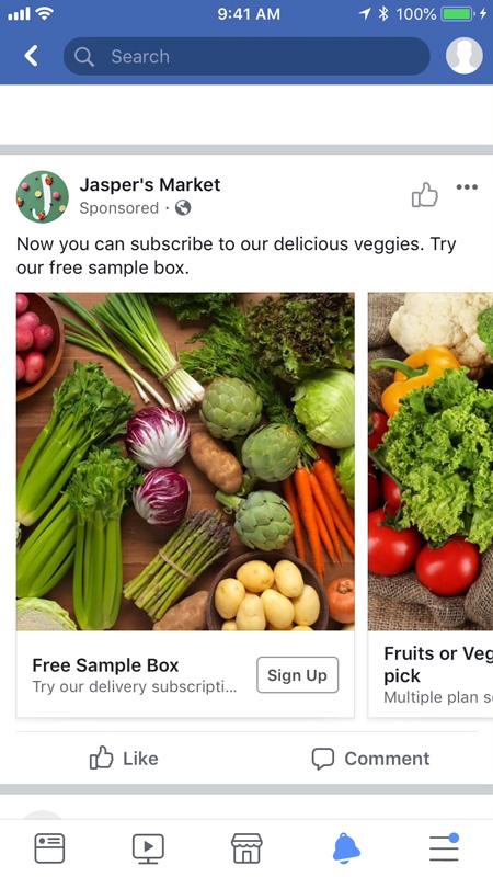 como prospectar clientes pelo Facebook