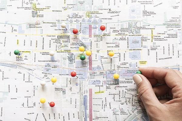 Mapeamento de processo de vendas