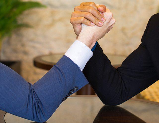 Negociação competitiva