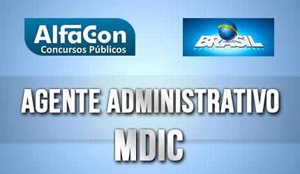 Mdic agente adm streaming