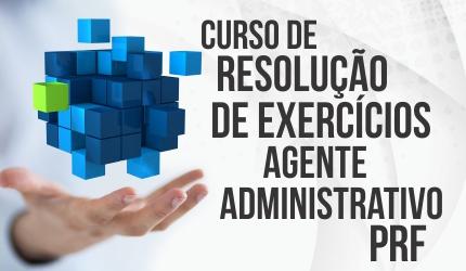 3612   curso de resolu c3 be c3 92o de exerc c3 9dcios agente administrativo   prf