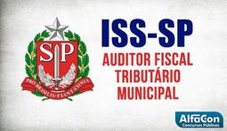 Auditor Fiscal Tributário Municipal - ISS SP