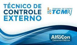 Técnico de Controle Externo - TCM/RJ