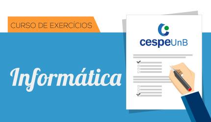 Streaming curso exercicios info