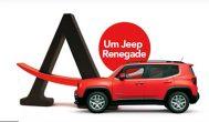 Só um Alliance vem com um Jeep Renegade