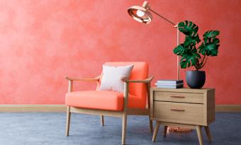Living Coral: A cor do ano é destaque também na decoração