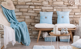 4 tendências de papéis de parede para apartamentos