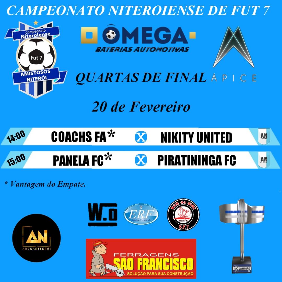 Quartas de Final do Niteroiense