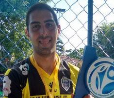 Leandro vieira sarrei