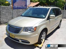auto usado chrysler grand town country touring 3.6 aut 2011 en venta 8890000 0