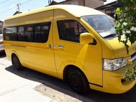 auto usado brilliance 2.8 mb h2l mini bus escolar 2018 en venta 17000000 0