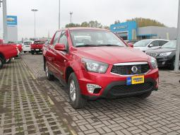 auto usado ssangyong new actyon sports 2.2 mt 4x2 full 2018 en venta 12990000 1