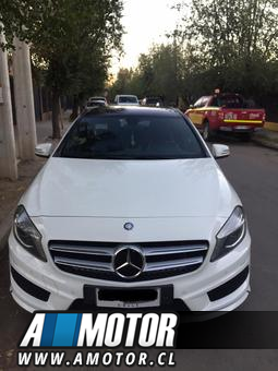 auto usado mercedes benz a200 blueefficiency amg turbo 2014 en venta 12500000 0