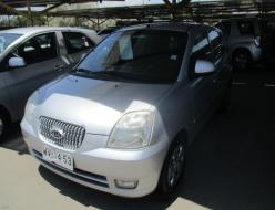 Kia Morning  (o)1.1 Ex Ps Ac 2007  Usado en Auto Parque