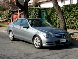 auto usado mercedes benz cgi bluee efficiency 1.8 aut 2012 en venta 10900000 2