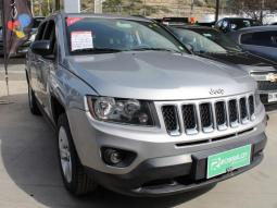 auto usado jeep new compass sport 2.4l at 4x2 2015 en venta 7390000 2