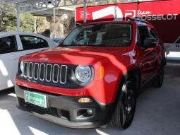 auto usado jeep renegade sport lx 4x2 mt 1.8 test car 2017 en venta 9690000 0