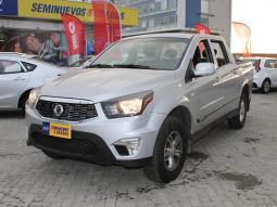 auto usado ssangyong new actyon sports 2.2 mt semi full 2019 en venta 13200000 0