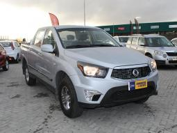 auto usado ssangyong new actyon sports 2.2 mt semi full 2019 en venta 13200000 1