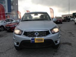 auto usado ssangyong new actyon sports 2.2 mt semi full 2019 en venta 13200000 2