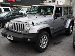 auto usado jeep sahara unlimited 4x4 at 2017 en venta 22800000 0