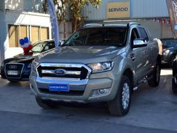 Ford Ranchera Limited Dsl 4x4 3.2 2017