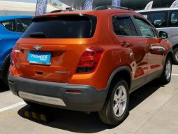 auto usado chevrolet tracker ii 1.8 awd lt at full 2016 en venta 9990000 2