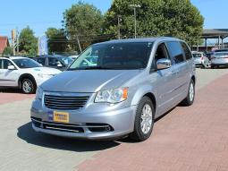 auto usado chrysler grand town y country ltd 3.8 aut 2015 en venta 12190000 0